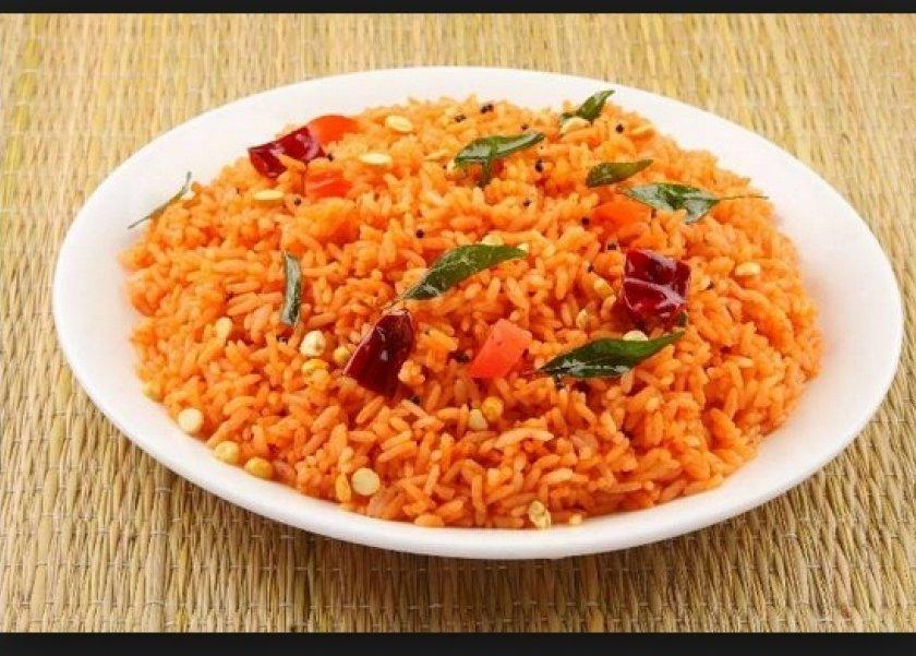 أرز السمك