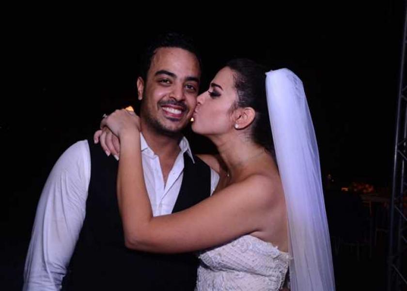 حفل زفاف ملكة جمال مصر