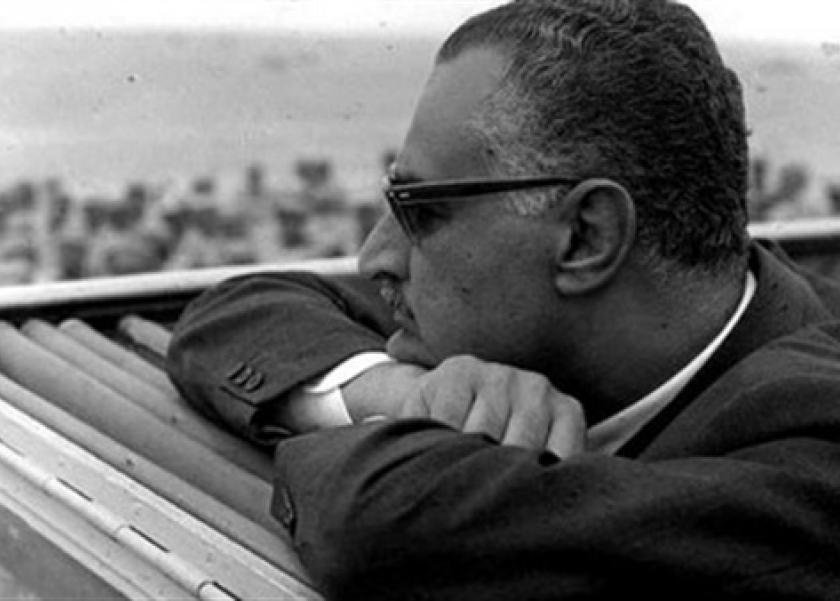 هن   قصة حب لم تكتمل في حياة جمال عبد الناصر: رفضه أهلها وبكى عليها