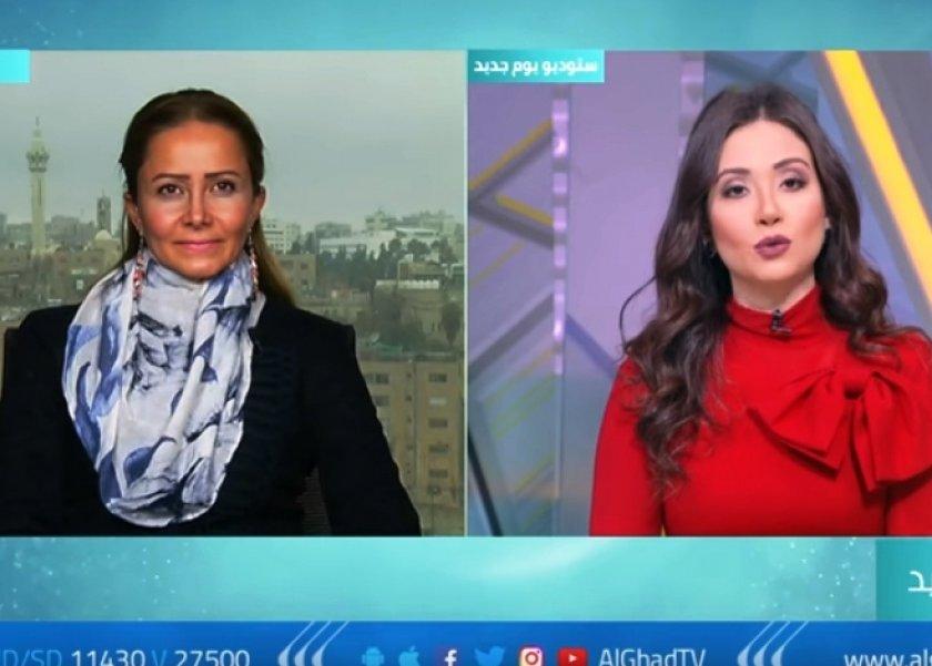 الدكتورة نيفين أبو زيد أخصائية علم النفس التربوي