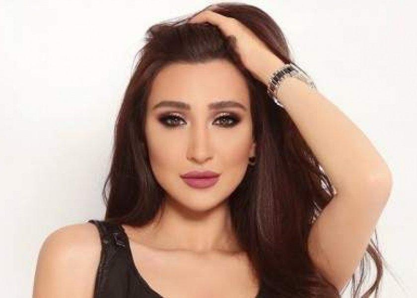 جيسي عبدو التي ظهرت مع محمد صلاح