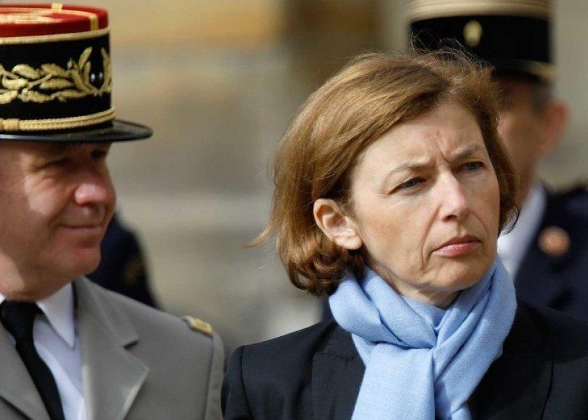 وزيرة الجيوش الفرنسية فلورنس بارلي
