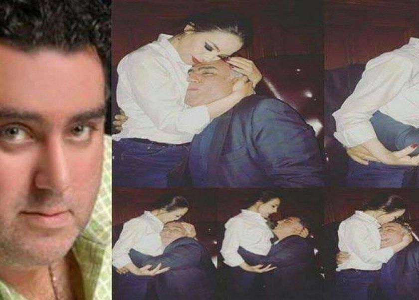 تامر حبيب يحتضن شريهان ويعلق: