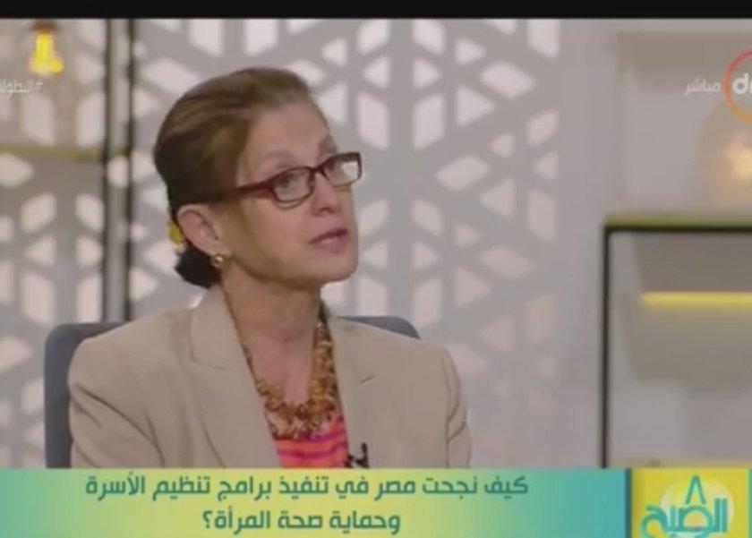 الدكتورة نهلة عبد التواب