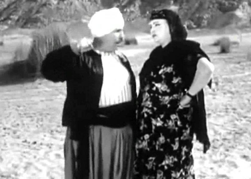 مشهد من فيلم ابن حميدو