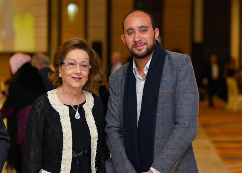 مصور الوطن بصحية سوزان مبارك