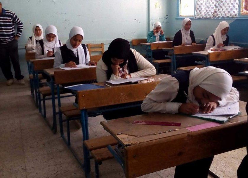 أولياء الأمور والأمهات عن امتحانات الإعدادية اليوم: