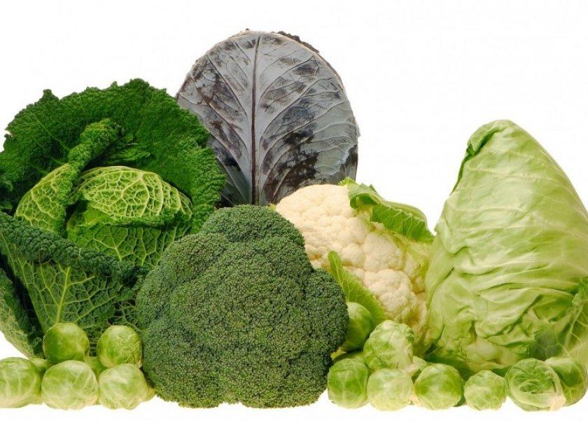 الخضراوات الصليبية