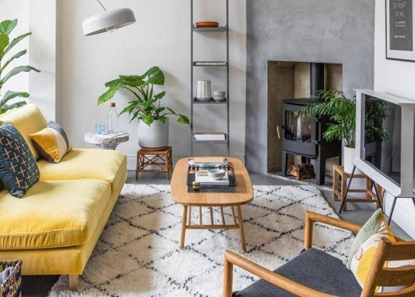 بالصور  3 حلول لزيادة مساحات الغرف الضيقة بمنزلك
