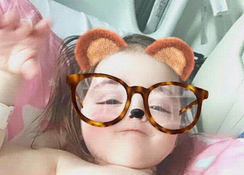 طفلة بريطانية تُصاب بسرطان