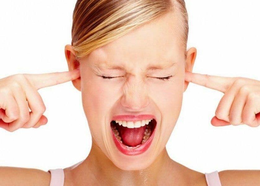 أعراض الإضطرابات السمعية الأكثر شيوعًا