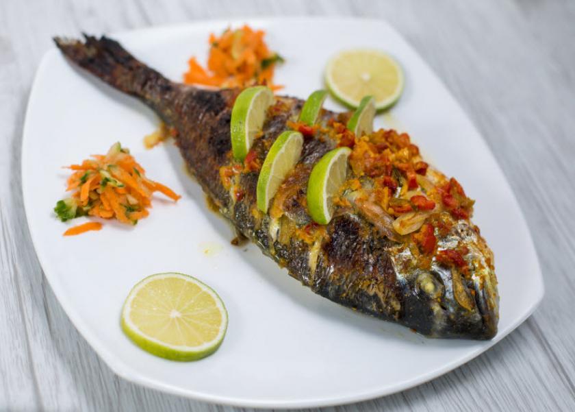 الاسماك علاج سريع لتجنف وتخفف مرض الزهايمر