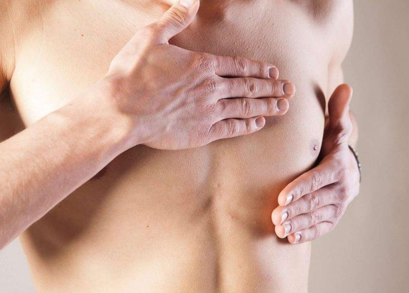 82fe8885f1d1f تعرف على أعراض سرطان الثدي عند الرجال