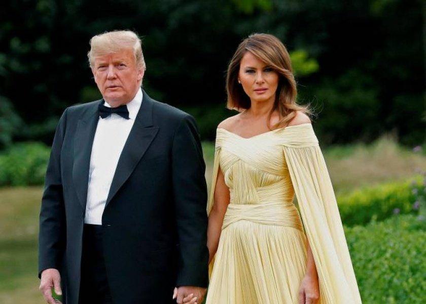 تعرف على اللون المفضل لزوجات الرؤساء والسياسيين