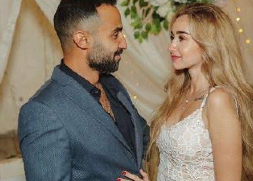 هنا الزاهد توضح أسباب تأخير حفل زفافها على الفنان أحمد فهمي