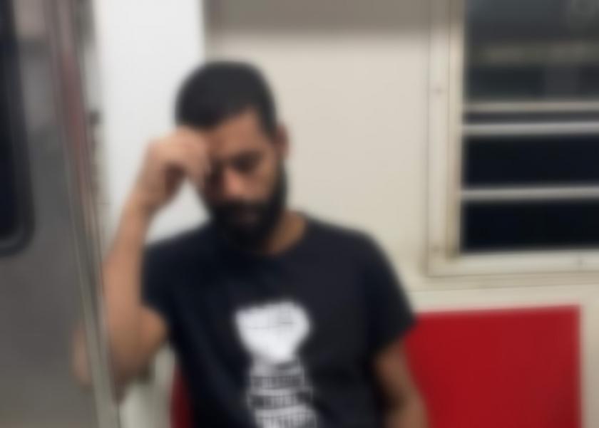 متحرش مترو السادات