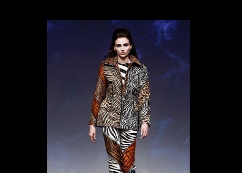 إطلالات أكثر غرابة في أسبوع الموضة بلندن