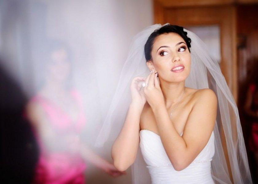 روتين العروس
