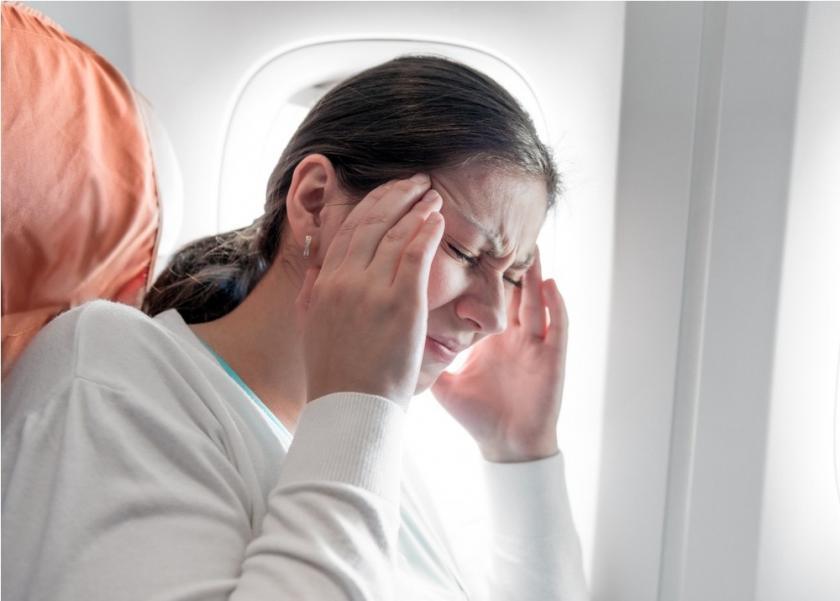 نصائح لتجنب الشعور بالتعب والإعياء في الرحلات الجوية الطويلة