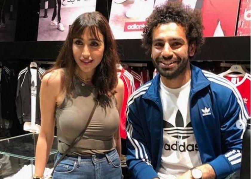 جيسي عبدو ومحمد صلاح