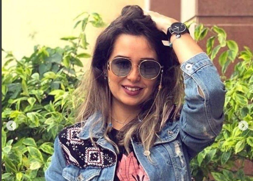هبة مجدي بالكاجوال في أحدث جلسة تصوير.. ومتابعيها: