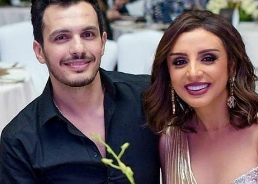 بالفيديو.. بعد شائعات الانفصال.. أنغام تشكر أحمد إبراهيم:  زوجي وحبيبي