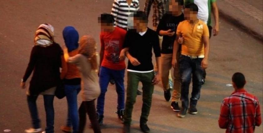 عقوبة التحرش في القانون المصري