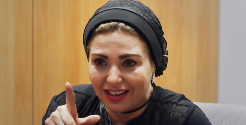 اصالة تنتقد منتقدي خلع صابرين الحجاب