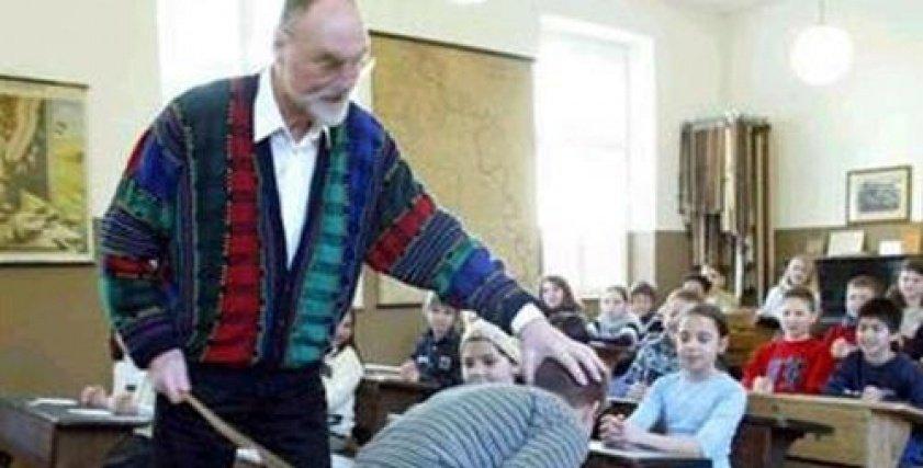 التأثير النفسي لتعدي المعلم على التلاميذ