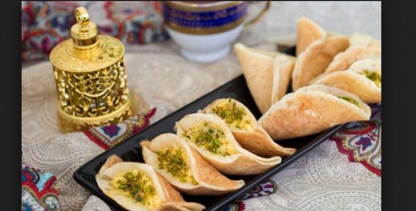 منيو العزاب في 22 رمضان : طاجن بامية باللحم والحلو قطايف