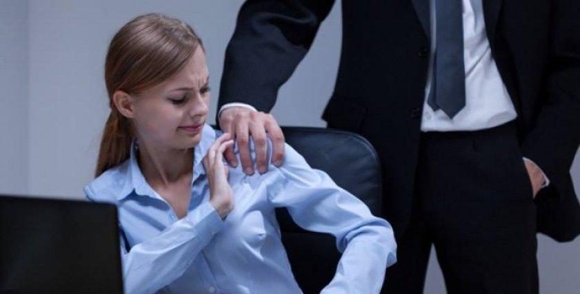التحرش في أماكن العمل