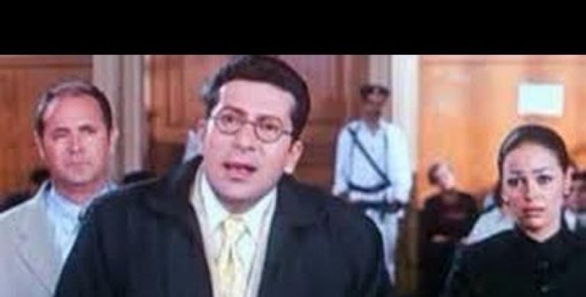 هاني رمزي في فيلم محامي خلع