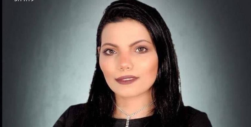 شيما البربري صاحبة مبادرة women talk