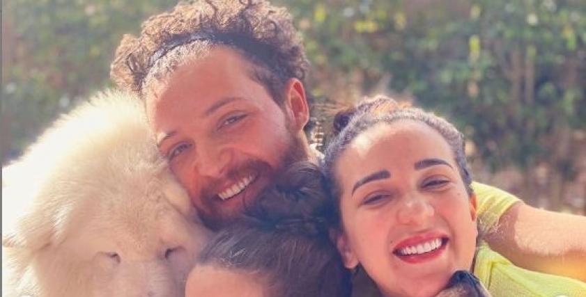 الإعلامية أسما شريف منير تحتفل بعيد ميلادها