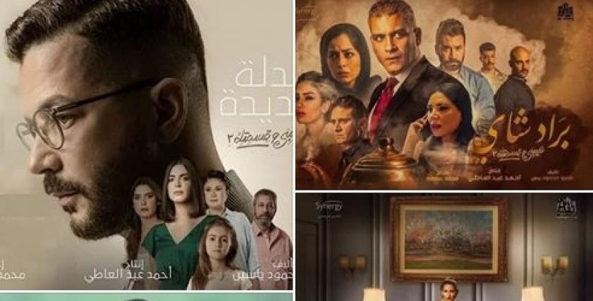 عمرو محمود ياسين يتحدث عن  نصيبي وقسمتك 3