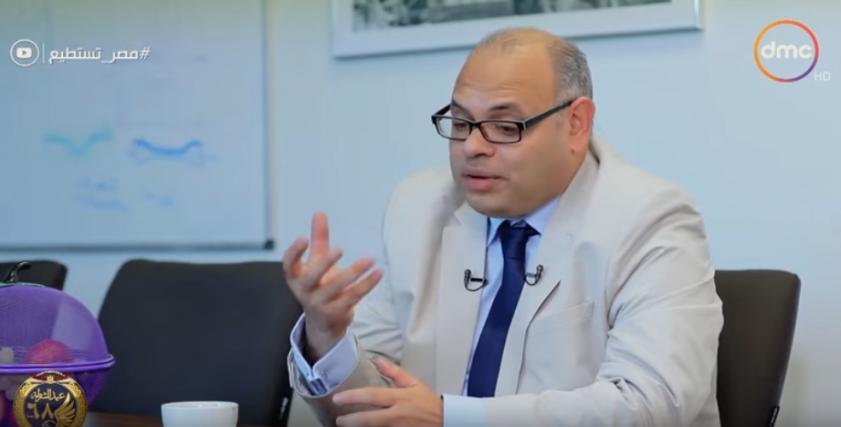 الدكتور محمد سعد
