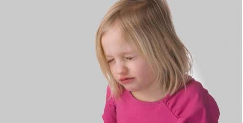 أعراض إنسداد الأطفال عند الأطفال
