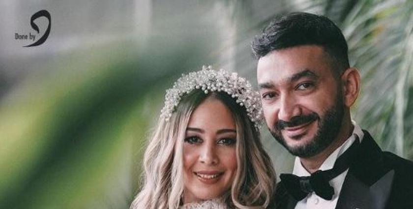 نادر حمدي وسارة حسني