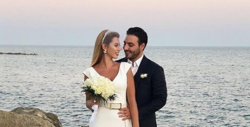 بعد زوجها من مسيحي.. خبيرة التجميل المسلمة سرينا تثير الجدل بصورة من شهر العسل