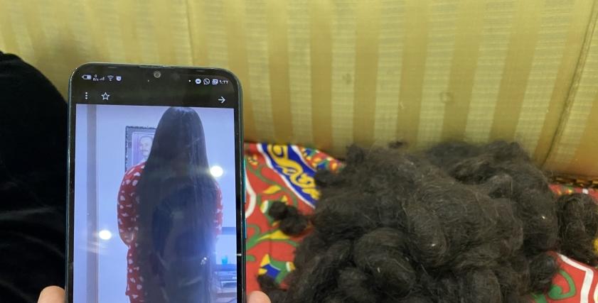 شعر الطفلة روان التالف