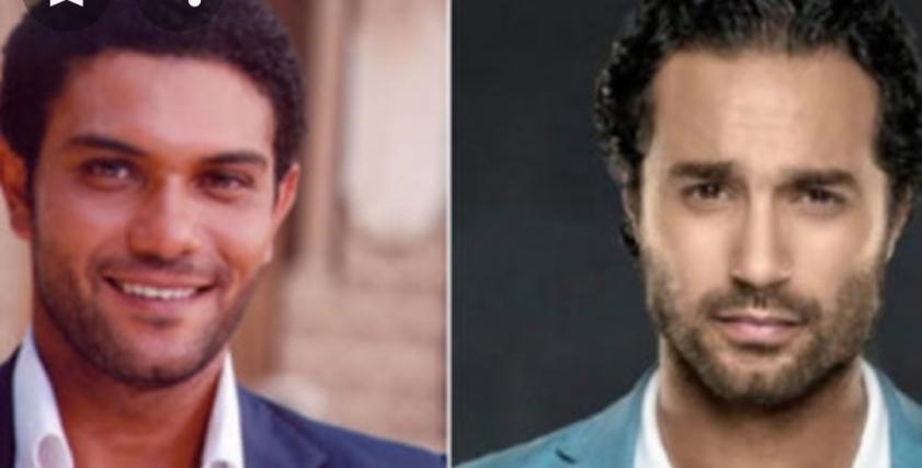 أسر ياسين وكريم فهمي
