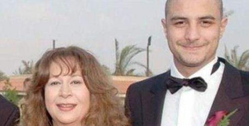 أحمد الفيشاوي وسمية الآلفي