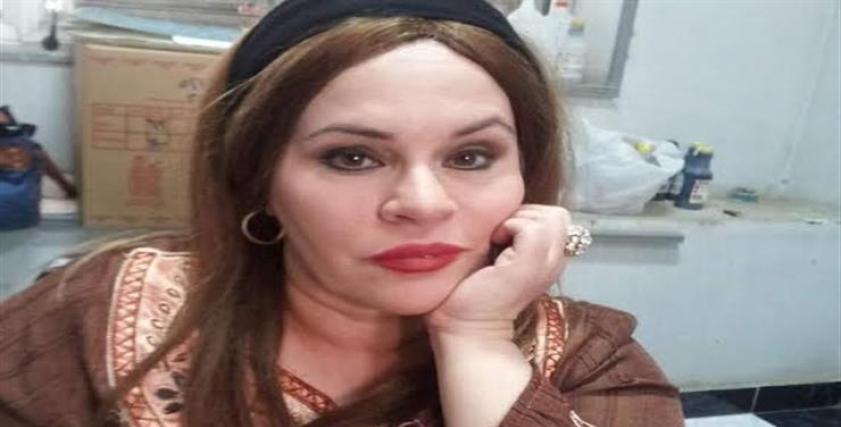 الفنانة الراحلة نادية العراقية