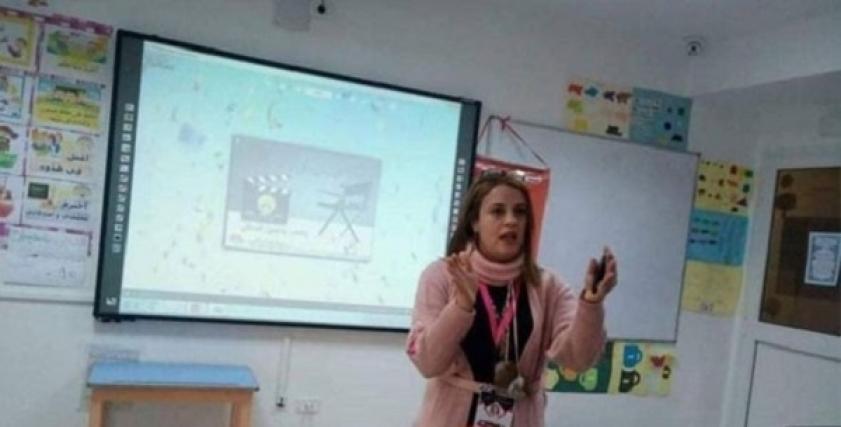 تتوقع المعلمة التونسية الشابة ياسمين الصكلي