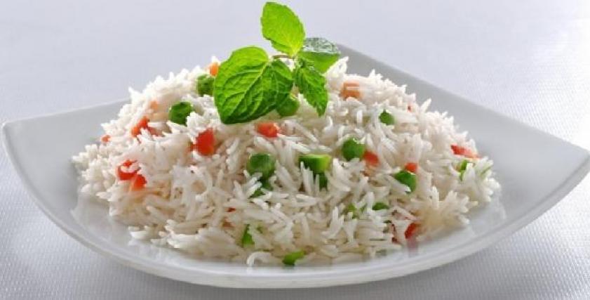 طريقة عمل أرز على البخار دايت