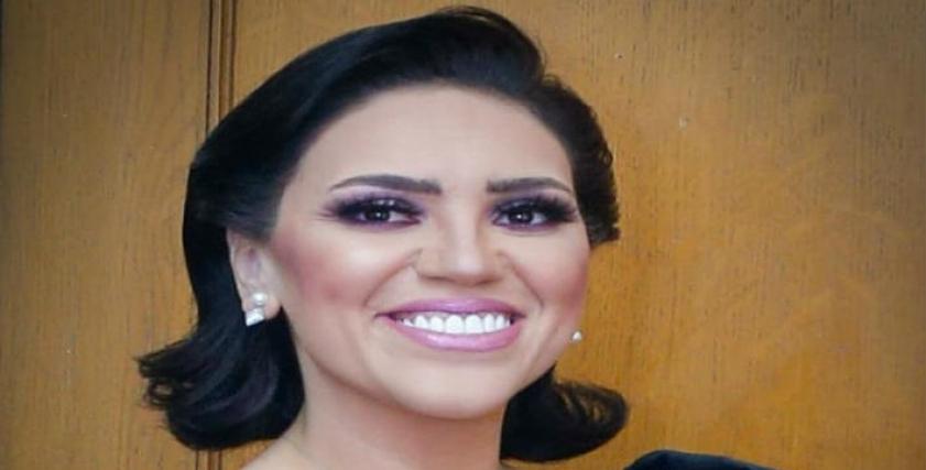 مى فاروق بعد خسارة وزنها