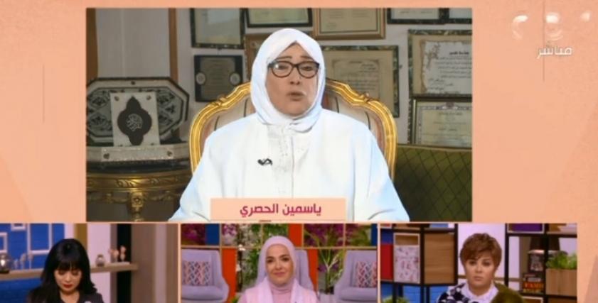 ياسمين الحصري.. الداعية الإسلامية
