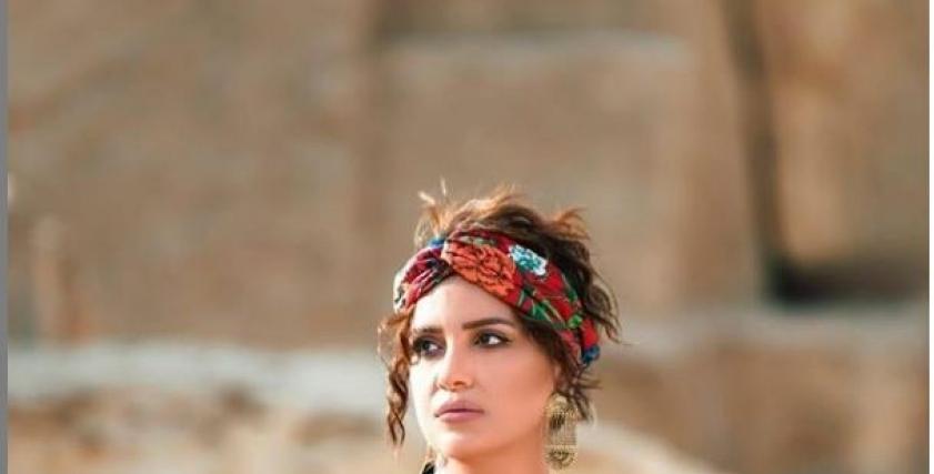 ريهام عبدالغفور في مهرجان الجونة