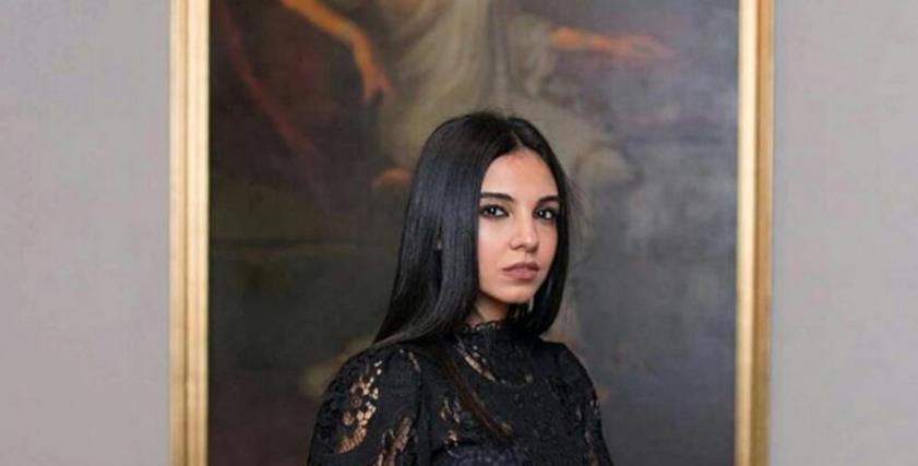 الفنانة سلمى أبو ضيف