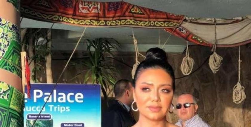 رانيا يوسف في مهرجان الأقصر للسينما الأفريقية